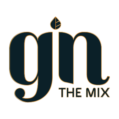Logo Gin The mix footer